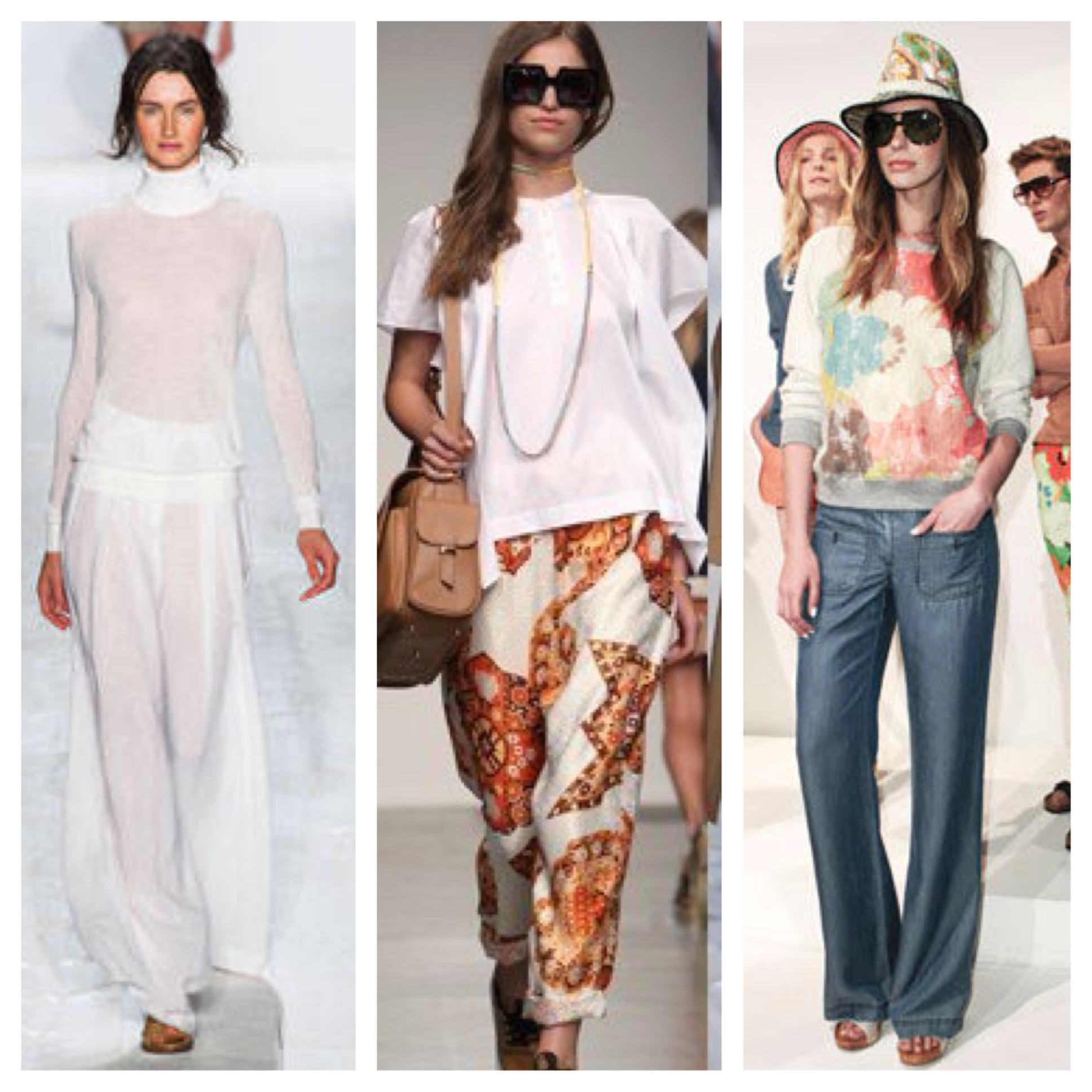 Jump into wide-leg trousers: The ultimate spring necessity
