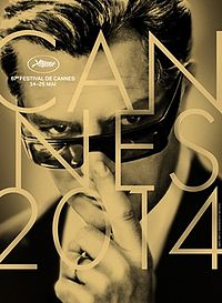 The official poster for the 67th Annual Cannes Film Festival.