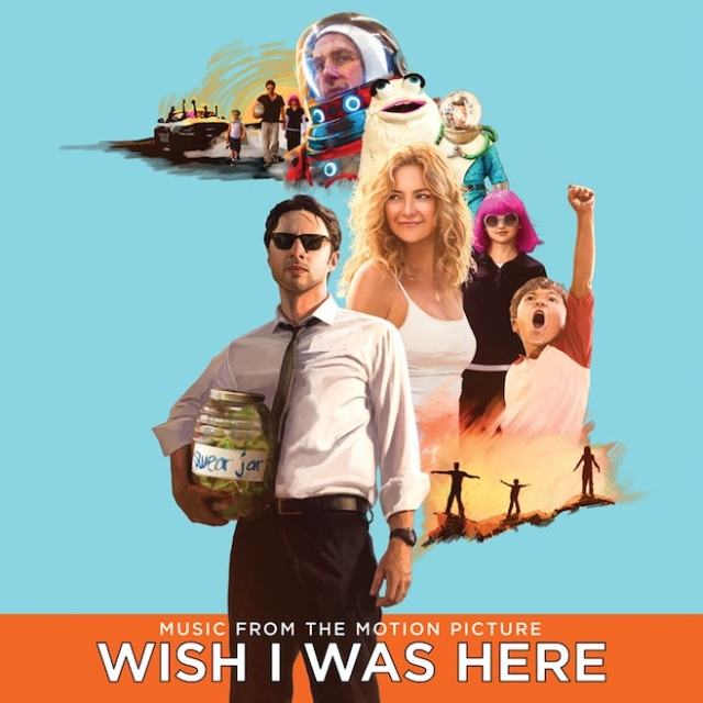 Wish I Was Here promotional poster via pitchfork.com